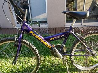 Bicicleta Niños Fischer Xt600 Rodado 24