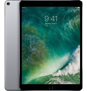 Apple iPad Pro 10,5 4g 256gb + Funda Teclado _1