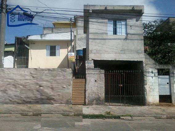 Casa Residencial À Venda, Parque São Miguel, Guarulhos. - Ca0165