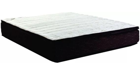 Colchon Kavanag 35 Desidad 200x160 C/pillow Pique Env Gratis 18 Cuotas Sin Interes !!