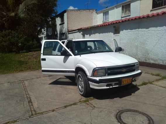 Camioneta Chevrolet Blazer 1995 Blanca