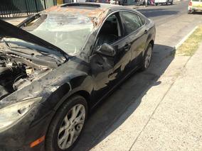 Mazda 6 2011 6 Cil. A/t En Partes Desarme De Aseguradora Ref