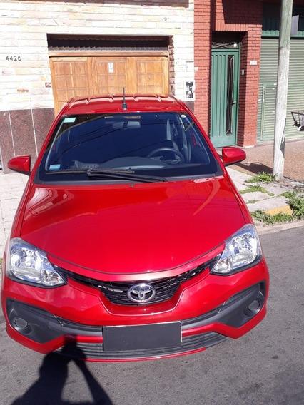 Toyota Etios 1.5 Xs 2017