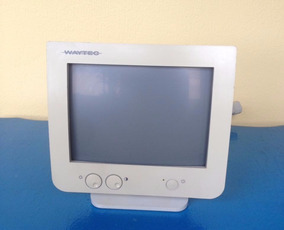 Monitor 9 Polegadas, Vga, Mono, Waytec