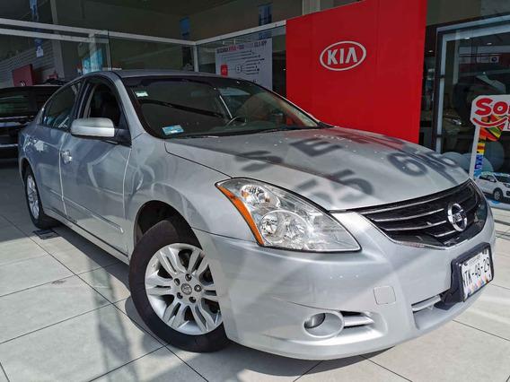 Nissan Altima 2012 4p Sl Aut Piel Cvt