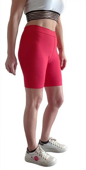 Calza Mujer Ciclista Corta Tqc