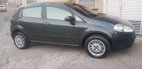 Fiat Punto 4 Portas 1.4 Cinza