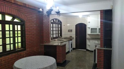 Sobrado Para Venda No Bairro Jardim Rizzo Em Guarulhos - Cod: Ai21911 - Ai21911