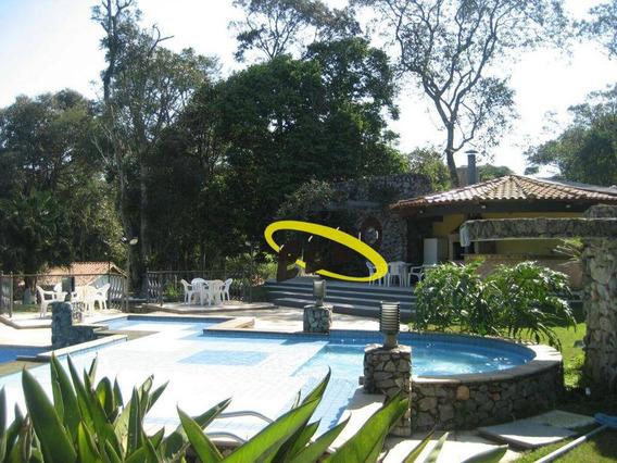 Casa Residencial À Venda, Recanto Verde, Itapevi - Ca3874. - Ca3874