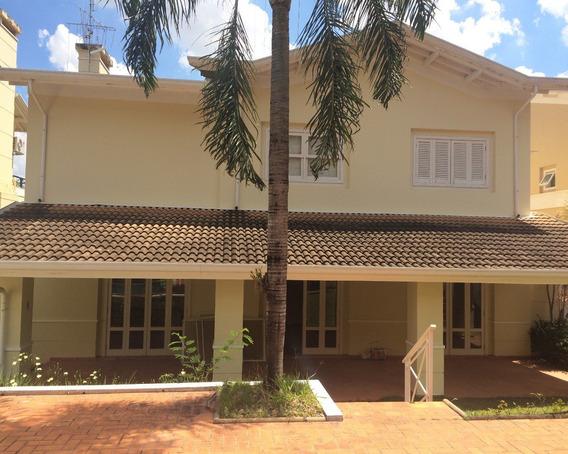 Casa No Gramado Para Venda Em Campinas - Imobiliária Em Campinas - Ca00325 - 4199500