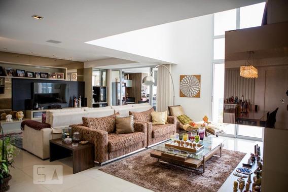 Apartamento Para Aluguel - Vila Da Serra, 3 Quartos, 222 - 893017163