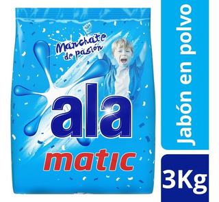 Ala Matic Multiacci.poder Ace. 3000 Grbols