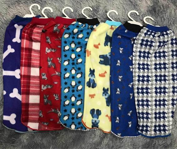 Kit 2 Roupinha Roupa Soft Pet Tam. 11 Para Cachorro Cães