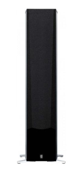 Caixa Acústica Torre Ns-555 3 Vias 250w Black Unidade- Yamah