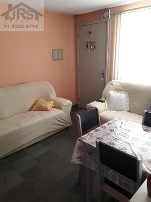 Ótimo Apartamento No Condomínio Bela Vista Jandira - Ap2197