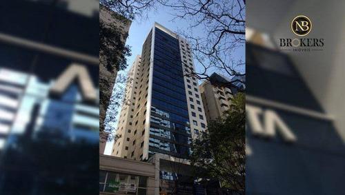 Imagem 1 de 17 de Laje À Venda, 173 M² Por R$ 1.400.000,00 - Champagnat - Curitiba/pr - Lj0009