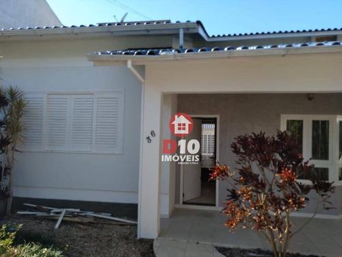Casa Com 2 Dormitórios À Venda, 200 M² Por R$ 390.000 - Coloninha - Araranguá/sc - Ca1868