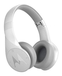 Fone de ouvido sem fio Motorola Pulse Escape branco