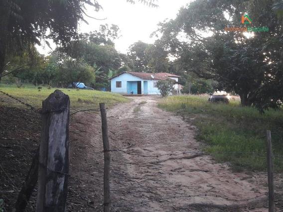 Chácara Em Capela Do Alto - Ch0150