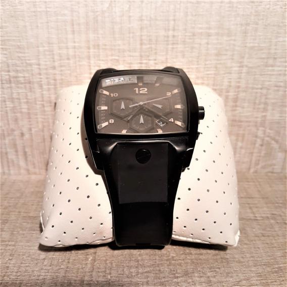 Relógio Diesel Cronograph - Dz4165 - All Black (autêntico)