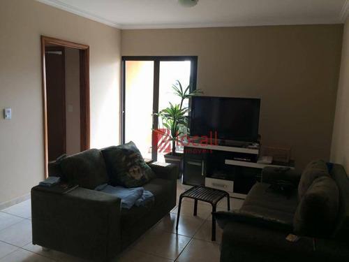 Imagem 1 de 10 de Apartamento Residencial À Venda, Jardim Americano, São José Do Rio Preto. - Ap0836
