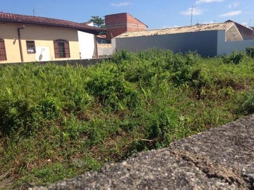 Lote De Esquina À 700 Metros Do Mar - Itanhaém 2549 | A.c.m