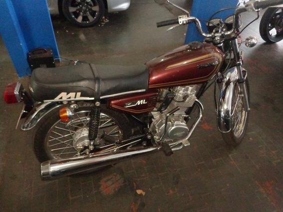 Honda Ml 125 Marrom 1982