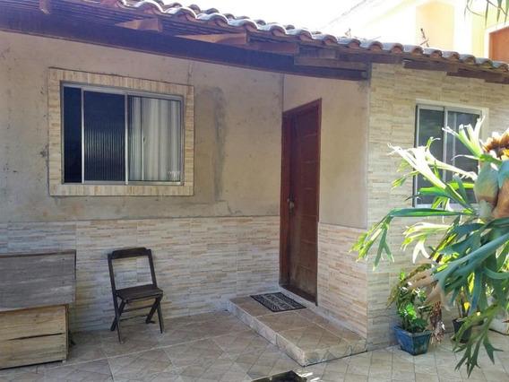 Casa Em Itaipu, Niterói/rj De 50m² 1 Quartos À Venda Por R$ 300.000,00 - Ca252792