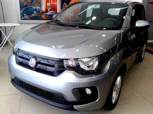 Fiat Mobi  0km Retira Con $230.000 Y Cuotas Tomo Tu Usado A-