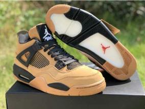 Tenis Nike Air Jordan 4 Travis Olive Original Leia O Anúncio