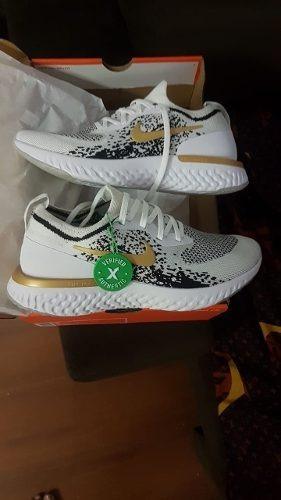 Tenis Nike Epic React Flyknit Eur41 Us8 N37 38 Pronta Entreg
