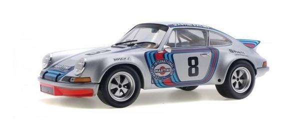 Porsche 911 Rsr 2.7 Targa Florio 1973 1:18 Solido