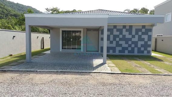 Cod: 1137 Casa 3 Dorms, Praia Da Lagoinha, Ubatuba - R$ 800 Mil - V1137