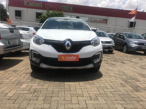 Imagem 1 de 6 de Renault Captur 1.6 16v Sce Flex Intense X-tronic