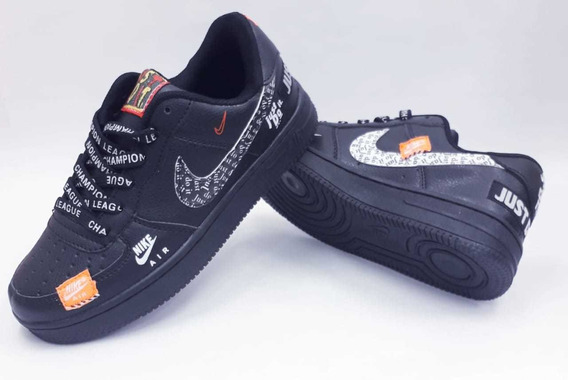 Tenis Nike Air Force One Para Niñas Y Niños Envío Gratis