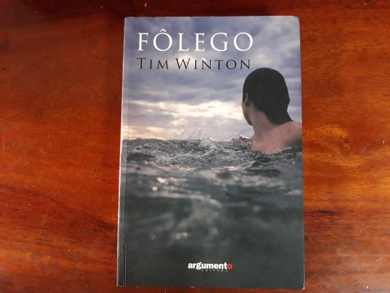 Livro Fôlego (tim Wilton)