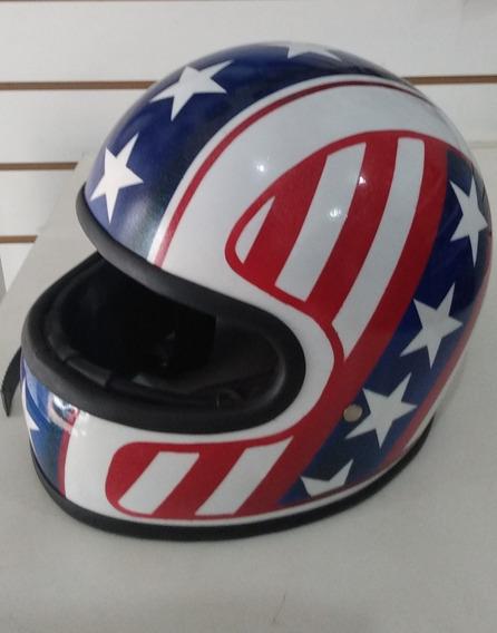 Capacete Capitão America