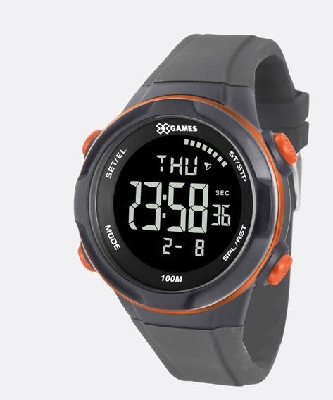 Relógio X Games Xmppd505 Esportivo Digital Negativo Masculi