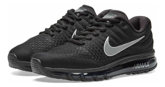 Nike Air Max 2017 Black/white-anthracite 849559 001