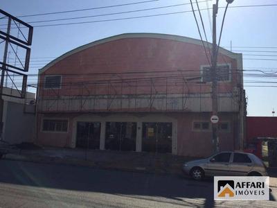 Salão Comercial, Conserva - Sl0080
