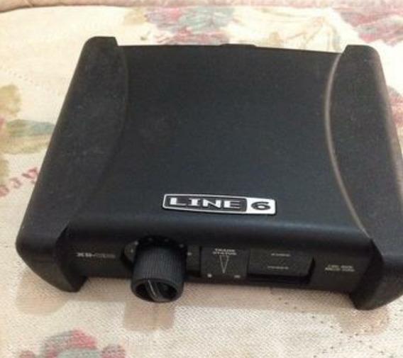 Receptor Xd-v35 Microfone Line 6 Digital Wireless