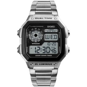 Relógio Multifuncional Esportivo Masculino - Original