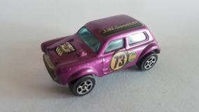 Carrito De Colección Corgi Whizzwheels Mini Cooper S, 1969