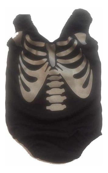 Bodys Para Niñas Estampados Catrina Halloween Halowen