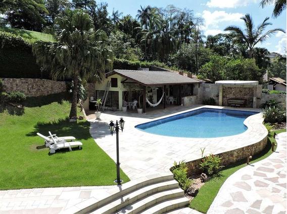 Casa Com 4 Dormitórios À Venda, 650 M² Por R$ 1.980.000 - Chácara São João - Carapicuíba/sp - Ca0260
