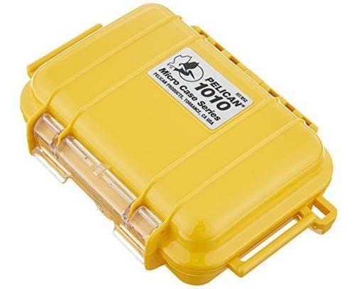 Pelican 1010 Micro Case Amarillo