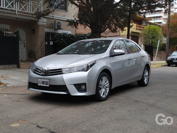 Toyota Corolla 1.8 Xei 6mt 2014 Primera Mano Oportunidad