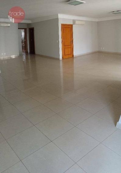 Apartamento Com 3 Dormitórios À Venda, 217 M² Por R$ 1.280.000 - Residencial Morro Do Ipê - Ribeirão Preto/sp - Ap4552