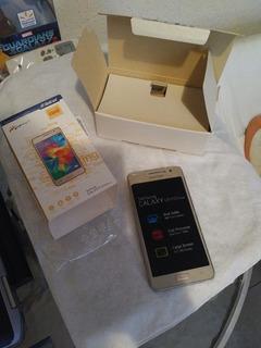 Samsung Galaxy Grand Prime Dorado Original 8gb