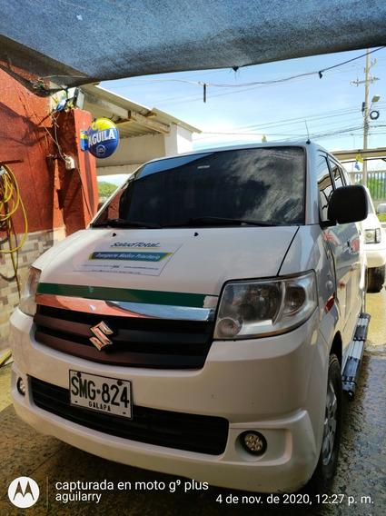 Suzuki 2016 Apv Van